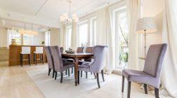 Jak uszyć pokrowce na krzesła do kuchni?