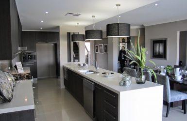 Kuchnia i salon w jednym
